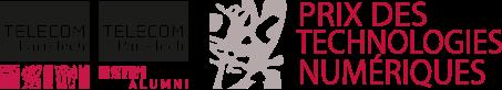 Prix des Technologies Numériques Logo