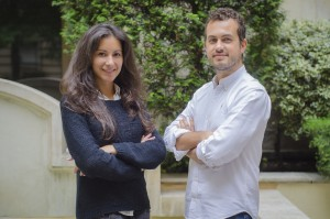 Sarah Besnaïnou & Julien Cohen-Solal, Kartable